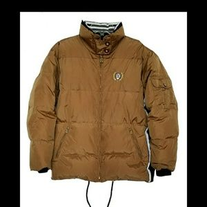 Vintage Bogner Down Filled Jacket!